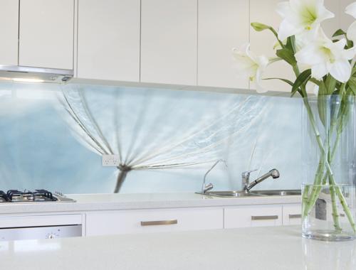 Akril Select Christmas Flower Splashbacks