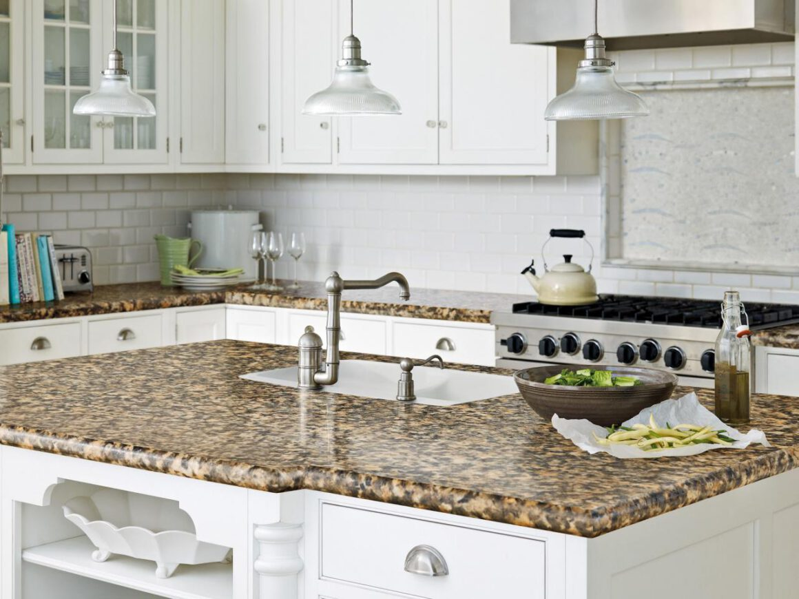 Wilsonart Laminate Kitchen Countertop